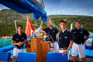 Zeilboot huren Turkije