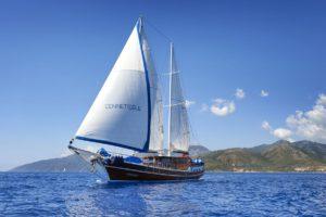 cruise turkije